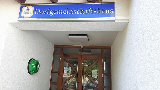 Dorfgemeinschaftshaus Empfershausen
